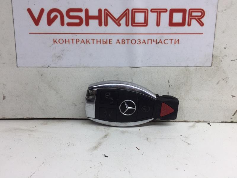 Смарт ключ зажигания Mercedes C300 W204 3.5 2014 (б/у)