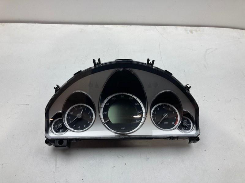 Панель приборов Mercedes C300 W204 3.5 2014 (б/у)