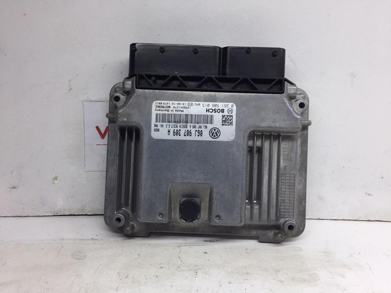Блок управления двигателем Volkswagen Passat Cc 2011 (б/у)
