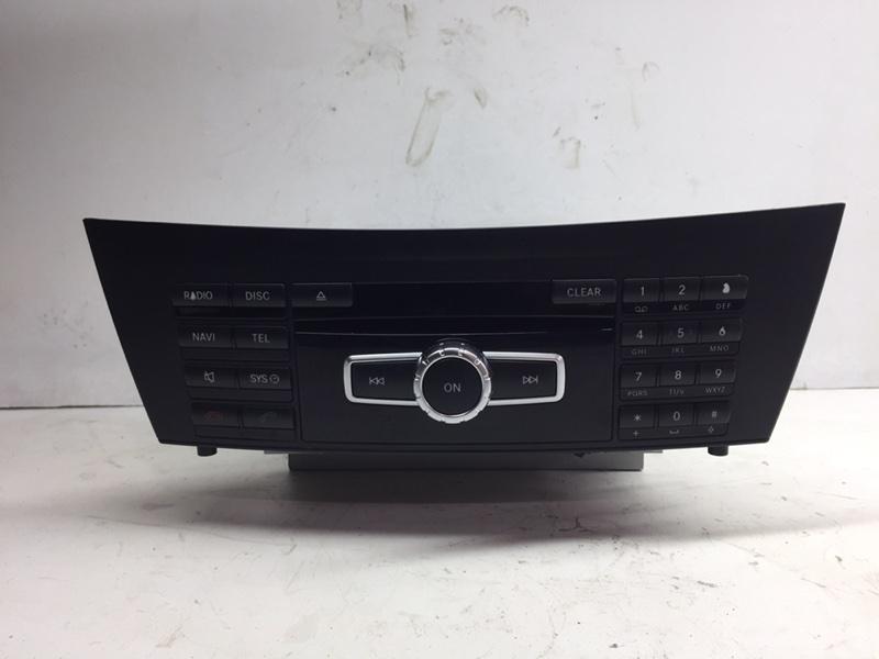 Магнитола Mercedes C300 W204 3.5 2014 (б/у)