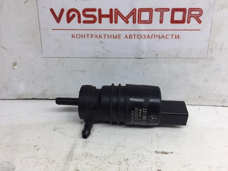 Моторчик омывателя Mercedes C300 W204 3.5 2014 (б/у)