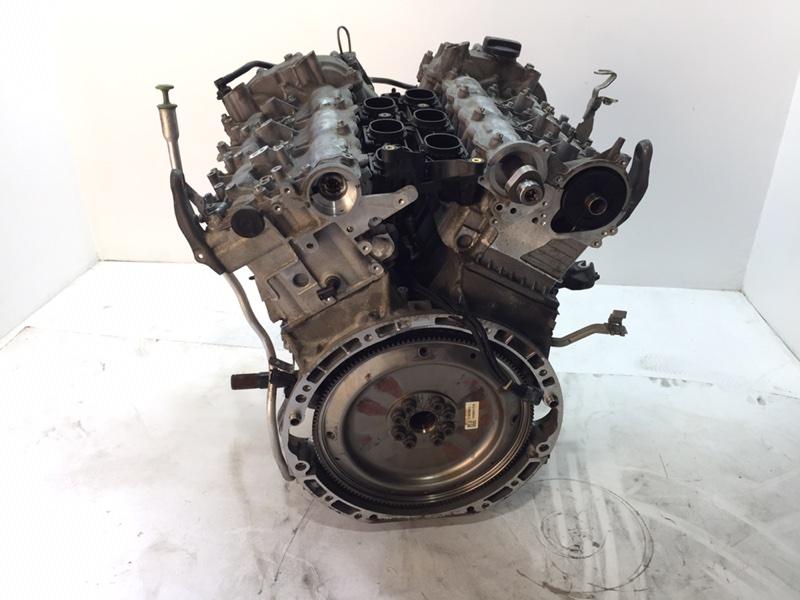 Двигатель Mercedes C300 W204 3.5 2014 (б/у)