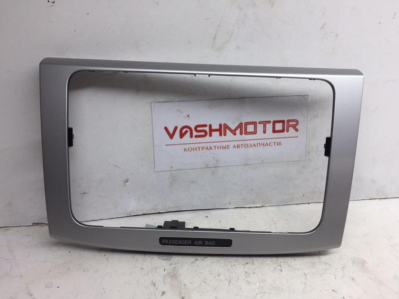 Рамка магнитолы Volkswagen Passat Cc 2011 (б/у)