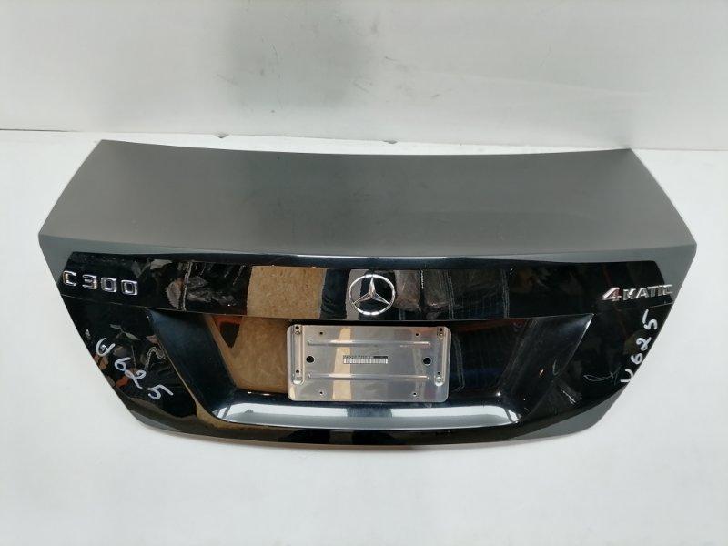 Крышка багажника Mercedes C300 W204 3.5 2014 (б/у)