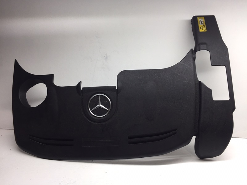 Крышка двигателя декоративная Mercedes C300 W204 3.5 2014 (б/у)