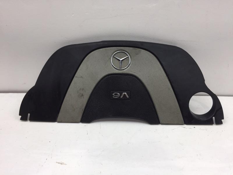 Крышка двигателя декоративная Mercedes E350 W212 3.5 2011 (б/у)