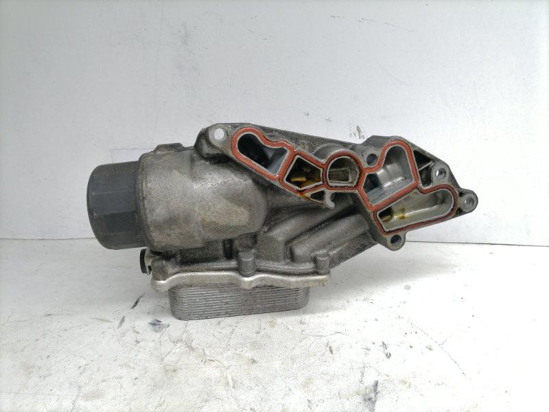 Корпус масляного фильтра Mercedes E350 W212 3.5 2011 (б/у)