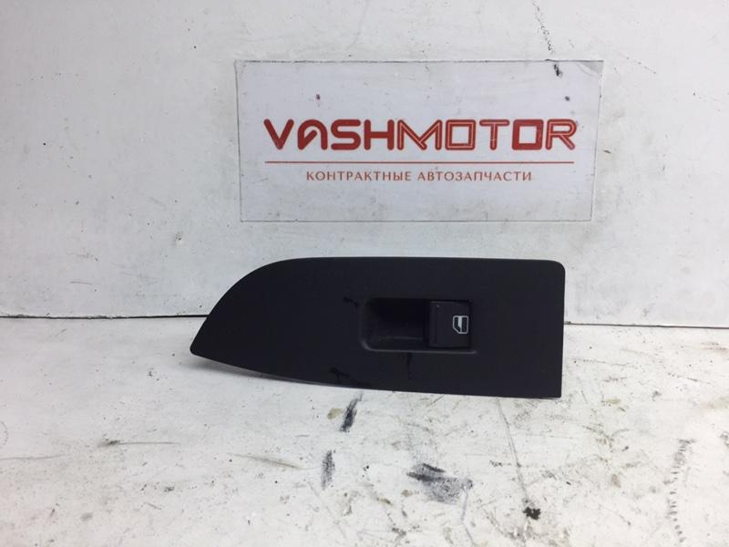 Кнопка стеклоподъёмника Volkswagen Passat Cc 2011 задняя левая (б/у)