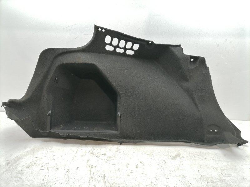 Обшивка багажника Volkswagen Passat B7 2.0 TDI левая (б/у)