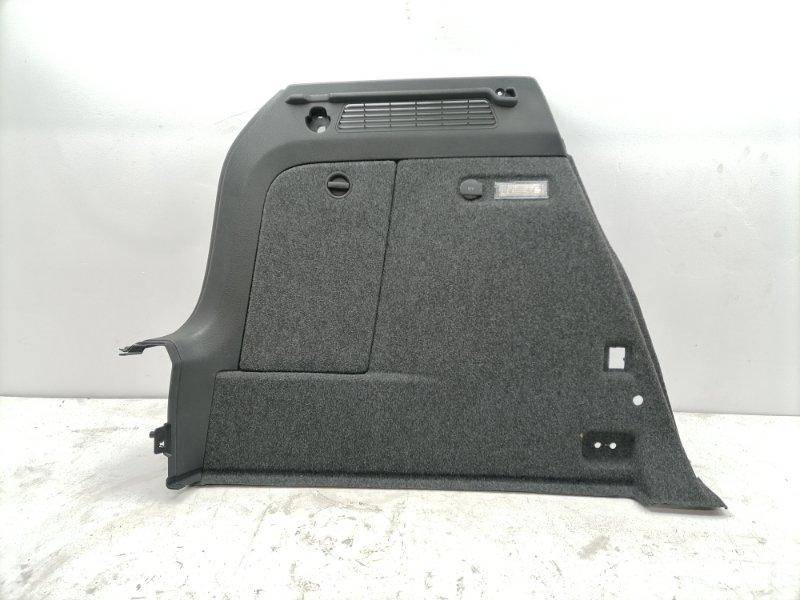 Обшивка багажника Volkswagen Tiguan 2.0 TFSI 2011 левая (б/у)