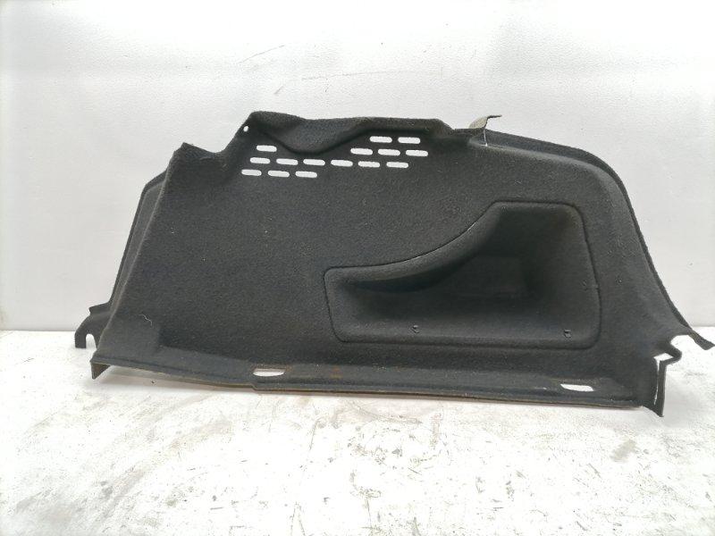 Обшивка багажника Audi A4 2.0 TFSI правая (б/у)