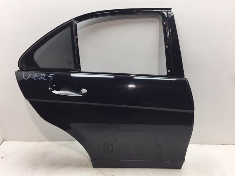 Дверь Mercedes C300 W204 3.5 2014 задняя правая (б/у)