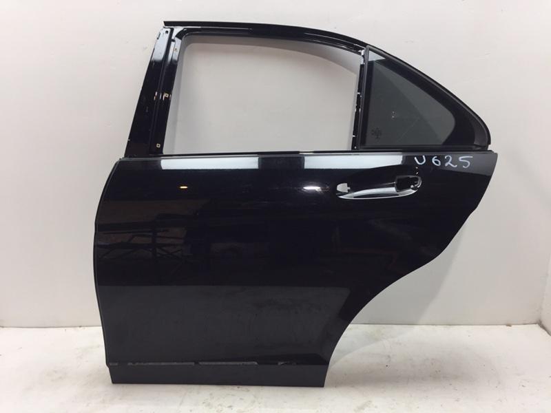 Дверь Mercedes C300 W204 3.5 2014 задняя левая (б/у)