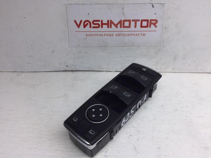 Блок управления стеклоподъемниками Mercedes C300 W204 3.5 2014 (б/у)