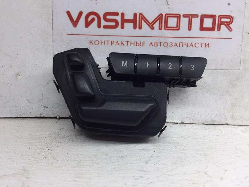 Блок управления сиденьем Mercedes C300 W204 3.5 2014 передний левый (б/у)