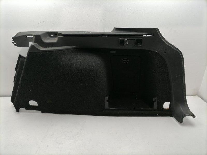 Обшивка багажника Volkswagen Passat B7 правая (б/у)