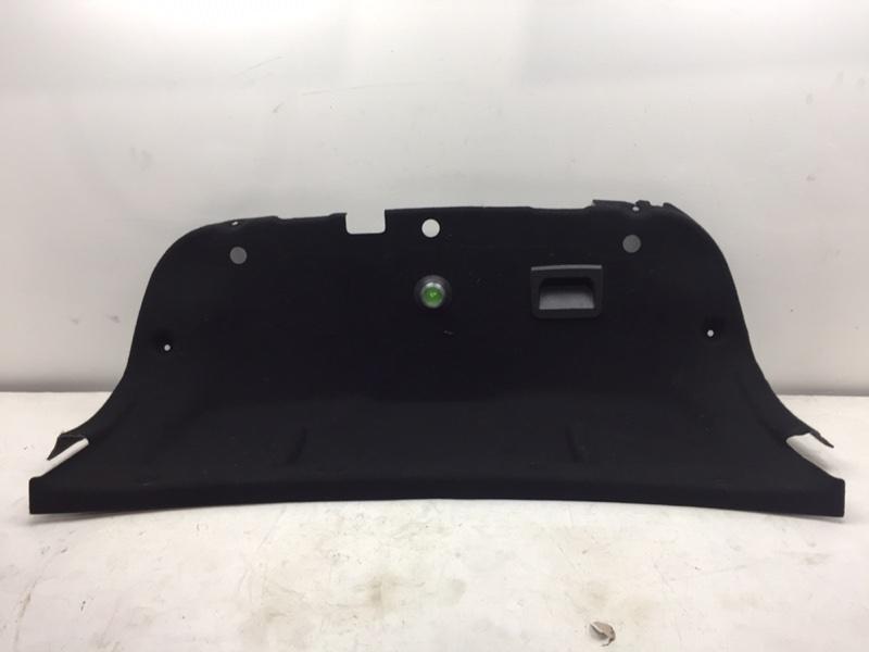 Обшивка багажника Mercedes E350 W212 3.5 2011 задняя (б/у)