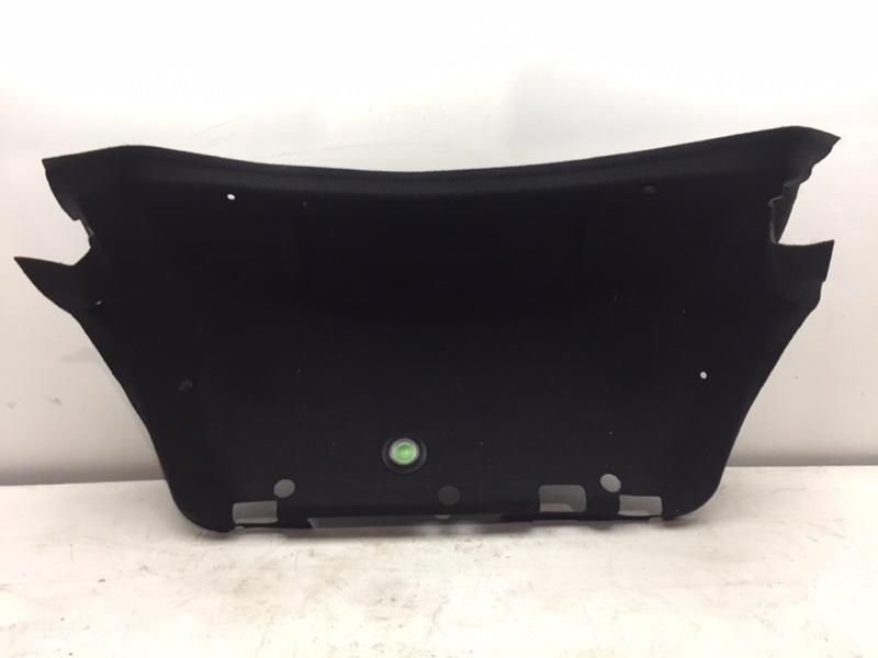 Обшивка багажника Mercedes C300 W204 3.5 2014 задняя (б/у)