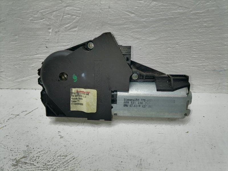 Мотор привода люка Bmw 5 Gt F07 4.4 (б/у)
