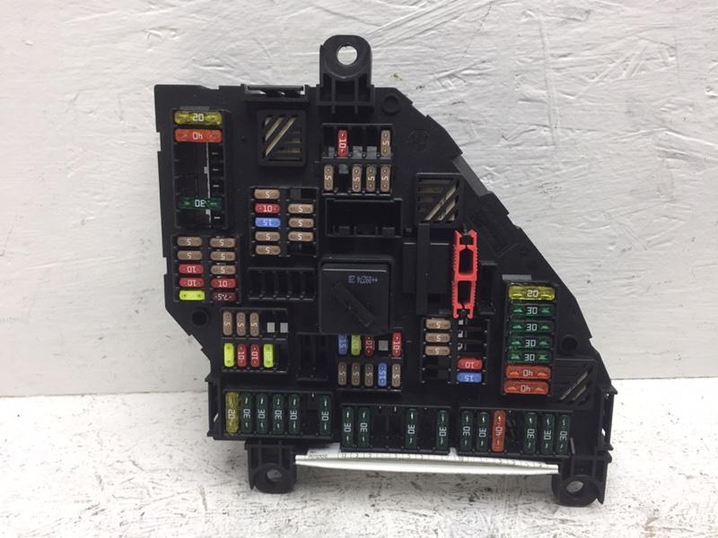 Блок предохранителей Bmw 5 Gt F07 4.4 (б/у)