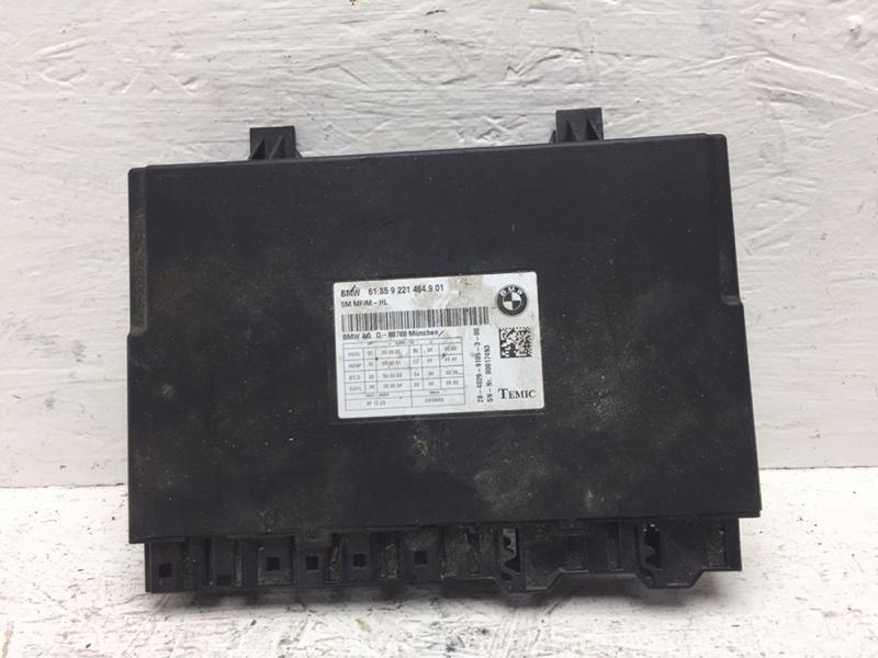 Блок управления задним сиденьем Bmw 5 Gt F07 4.4 задний (б/у)