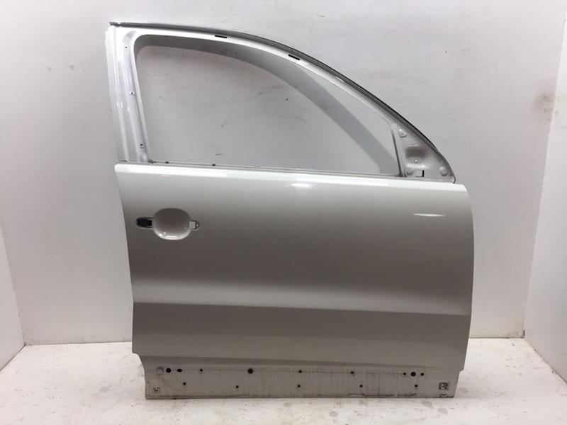 Дверь Volkswagen Tiguan 2.0 TFSI 2014 передняя правая (б/у)