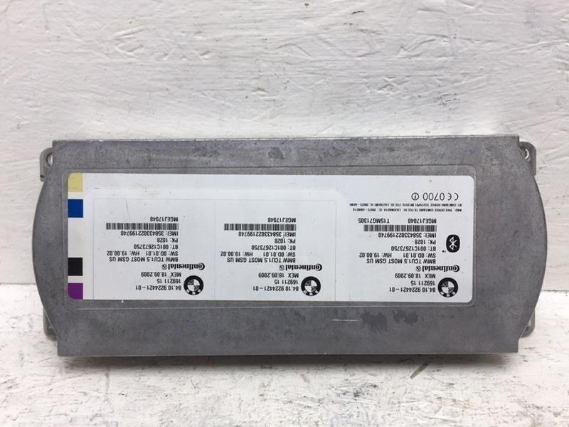 Блок блютуз bluetooth Bmw 5 Gt F07 4.4 (б/у)