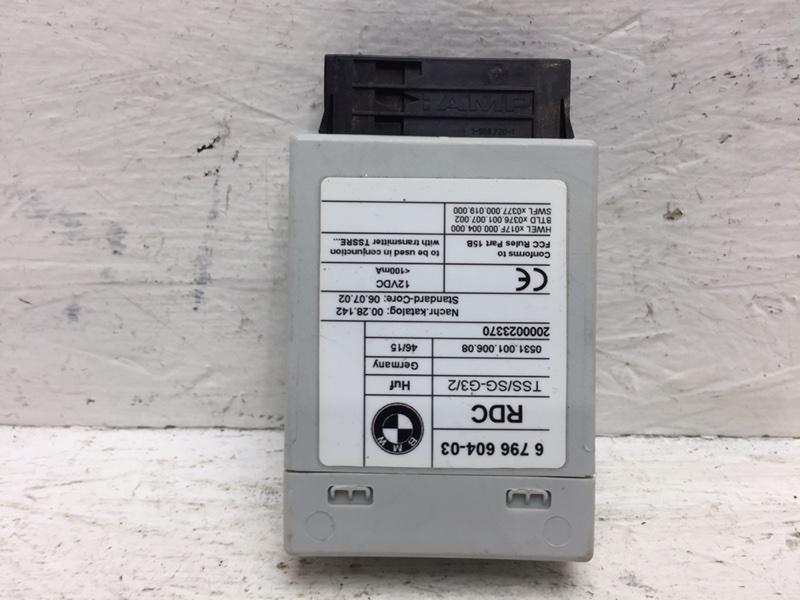 Блок контроля давления в шинах Bmw 5 Gt F07 4.4 (б/у)