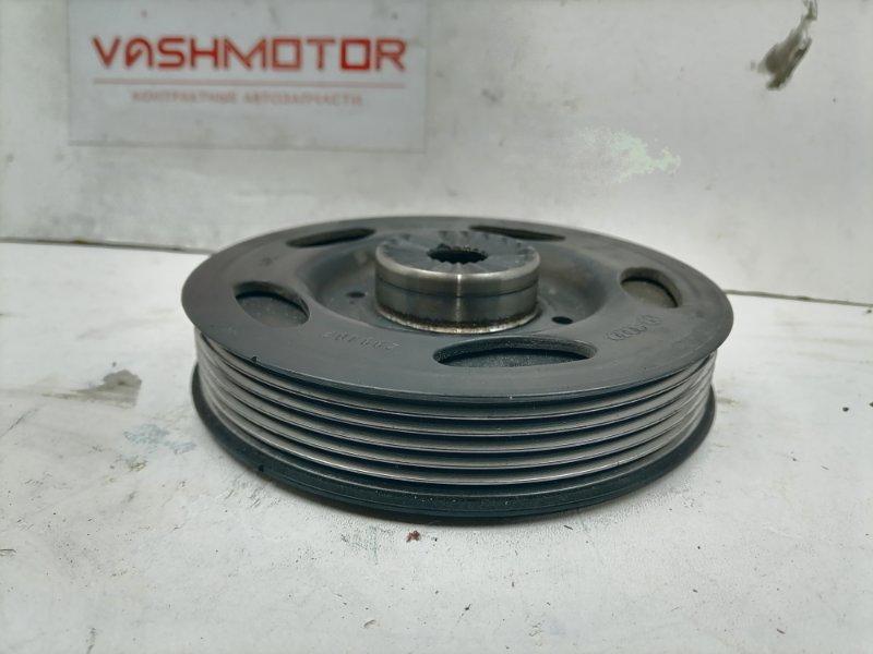 Шкив коленвала Volkswagen Passat Cc 2.0 TFSI 2010 (б/у)