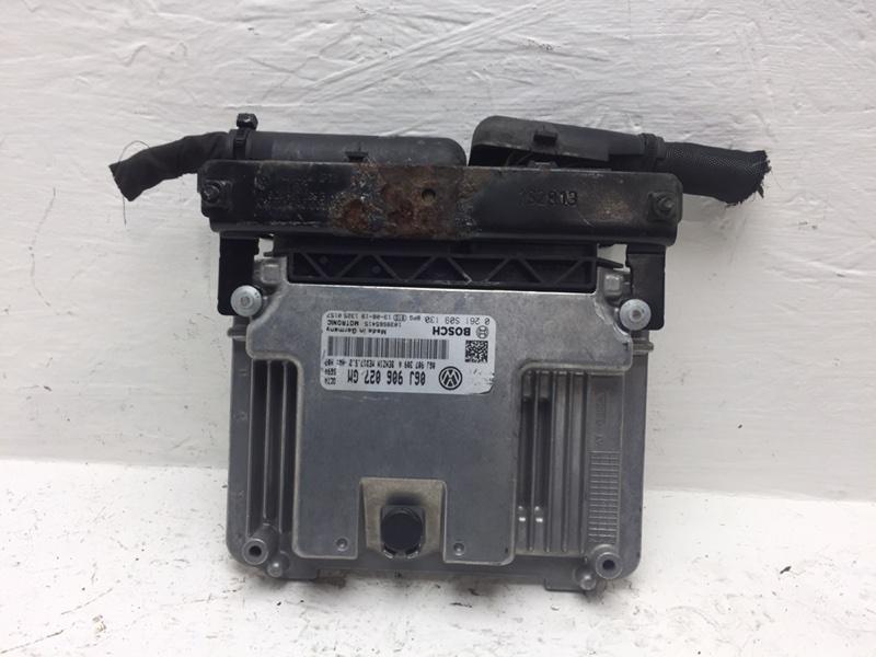 Блок управления двигателем Volkswagen Tiguan 2.0 TFSI 2014 (б/у)