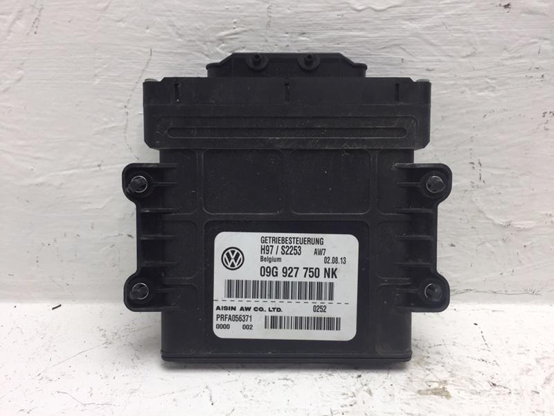 Блок управления акпп Volkswagen Tiguan 2.0 TFSI 2014 (б/у)