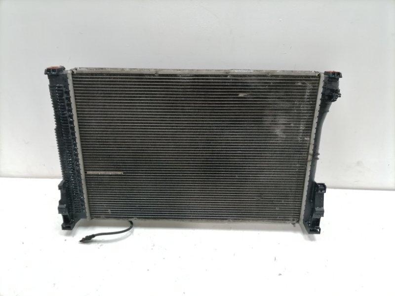 Радиатор двс Mercedes C300 W204 3.5 2014 (б/у)