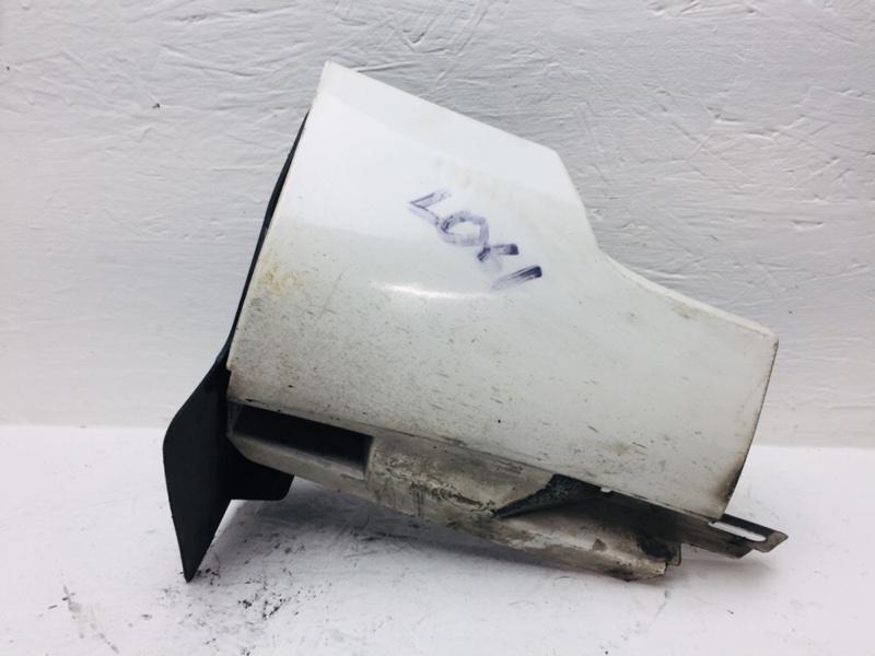 Накладка порога Volkswagen Passat B7 задняя правая (б/у)