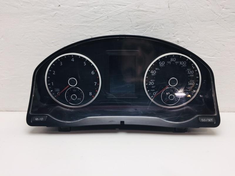 Панель приборов Volkswagen Tiguan 2.0 TFSI 2014 (б/у)