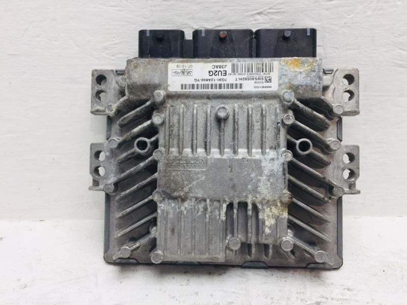 Блок управления двигателем Ford Mondeo 1.8 2008 (б/у)