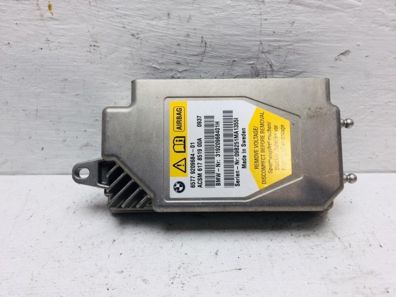 Блок управления airbag Bmw 5 Gt F07 4.4 (б/у)