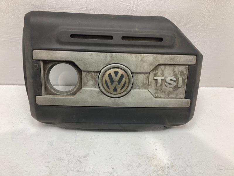 Крышка двигателя декоративная Volkswagen Passat Cc 2011 (б/у)