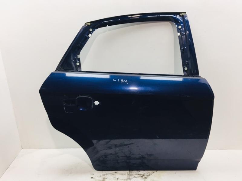 Дверь Ford Mondeo 2.0 TDCI 2009 задняя правая (б/у)