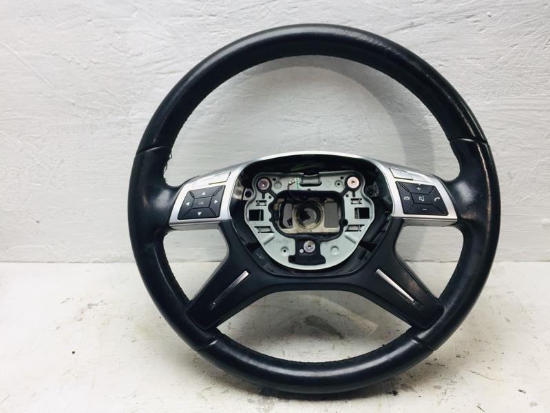 Руль Mercedes C300 W204 3.5 2012 (б/у)