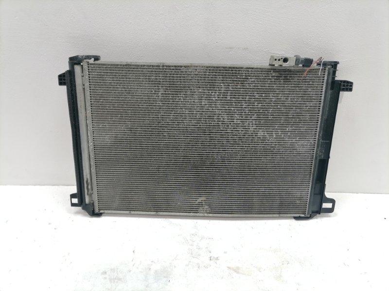 Радиатор кондиционера Mercedes C300 W204 3.5 2012 (б/у)