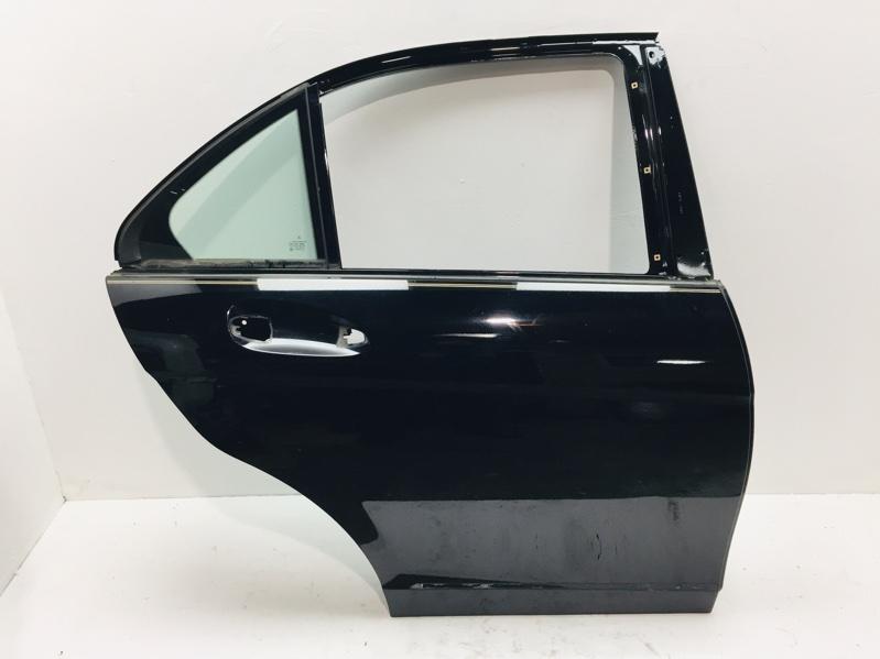 Дверь Mercedes C300 W204 3.5 2012 задняя правая (б/у)