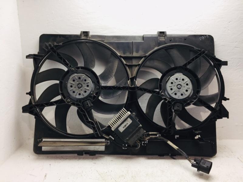 Вентилятор радиатора Audi A5 2.0 TFSI (б/у)