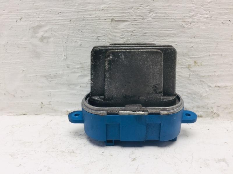 Резистор печки (отопителя) Volkswagen Touareg 2.5 TDI 2006 (б/у)