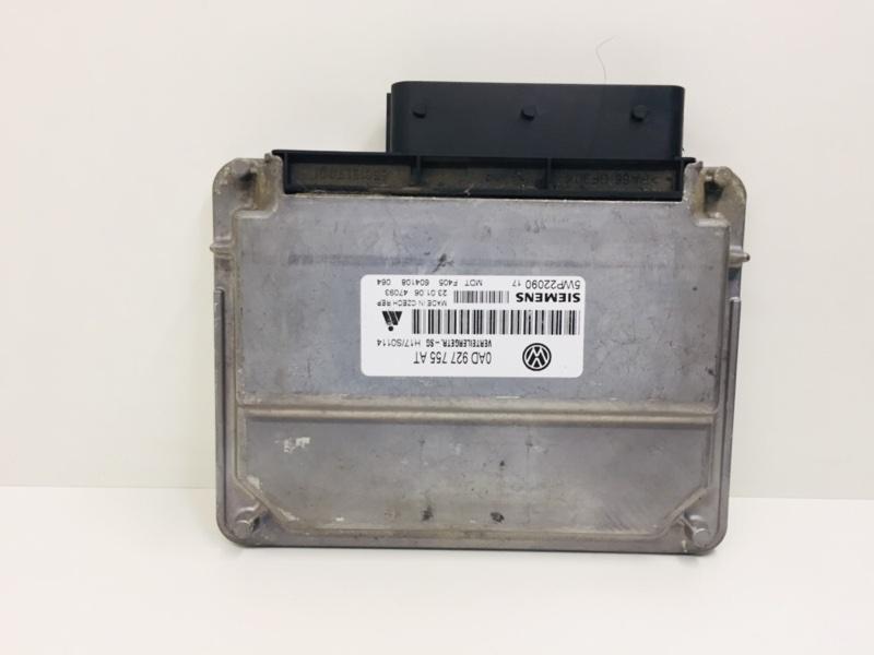 Блок управления раздаткой Volkswagen Touareg 2.5 TDI 2006 (б/у)