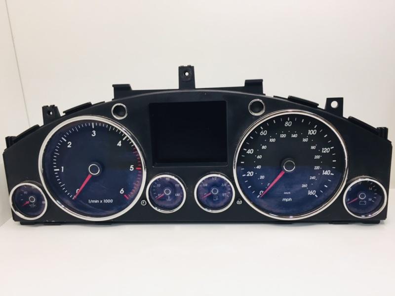 Панель приборов Volkswagen Touareg 2.5 TDI 2006 (б/у)