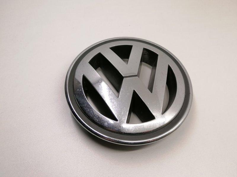Эмблема Volkswagen Passat Cc 2.0 TFSI 2010 (б/у)
