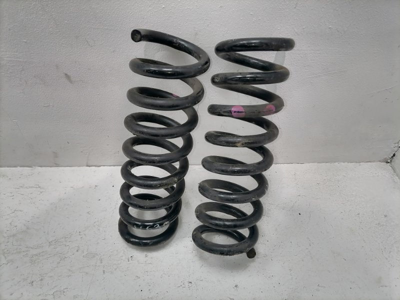 Пружины Mercedes C300 W204 3.5 2012 задние (б/у)