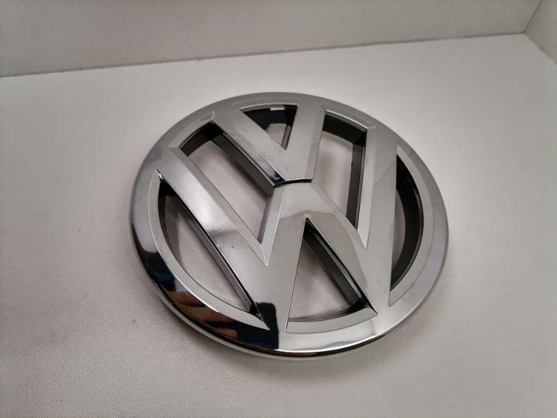 Эмблема Volkswagen Passat B7 2015 (б/у)