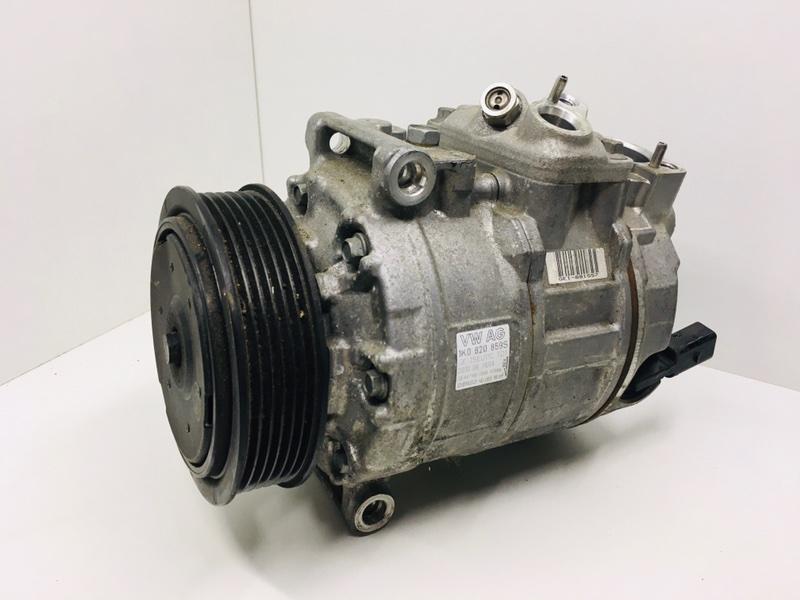 Компрессор кондиционера Volkswagen Passat Cc 2011 (б/у)