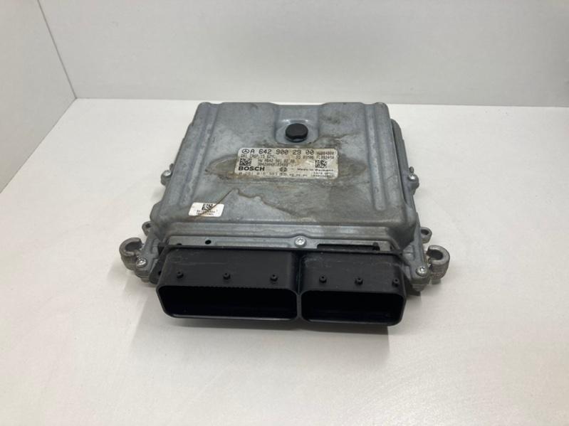 Блок управления двигателем Mercedes E350 W212 3.0 CDI 2009 (б/у)